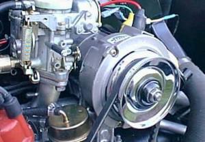 VW-Alternator