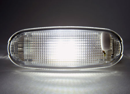 Festoon-VW-Dome-light-front
